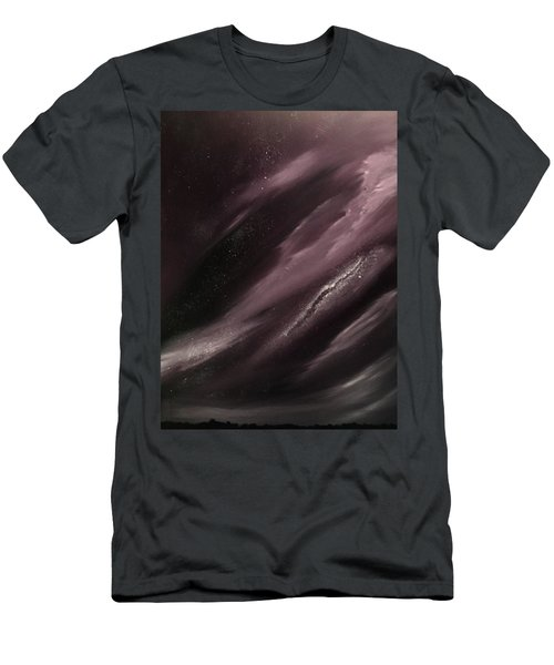Starry Night 3 Men's T-Shirt (Athletic Fit)