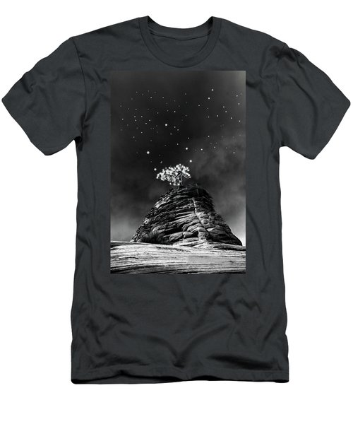 Stars At Night Men's T-Shirt (Athletic Fit)