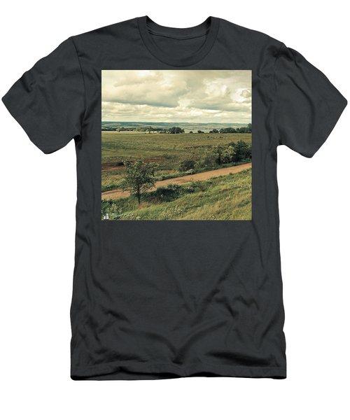 Stausee Kelbra  #nature  #flowers Men's T-Shirt (Athletic Fit)