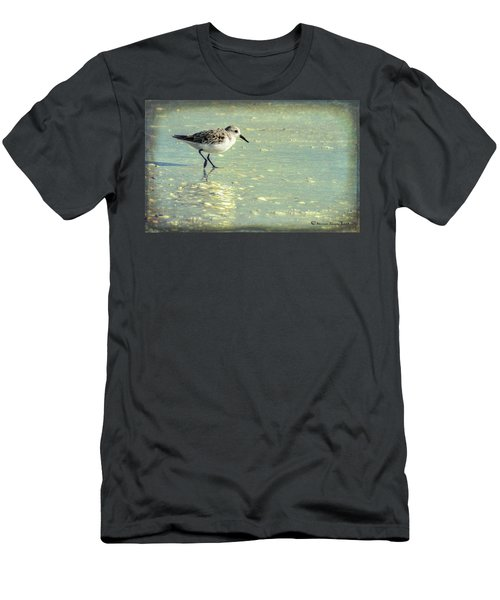 Staying Focused Men's T-Shirt (Athletic Fit)