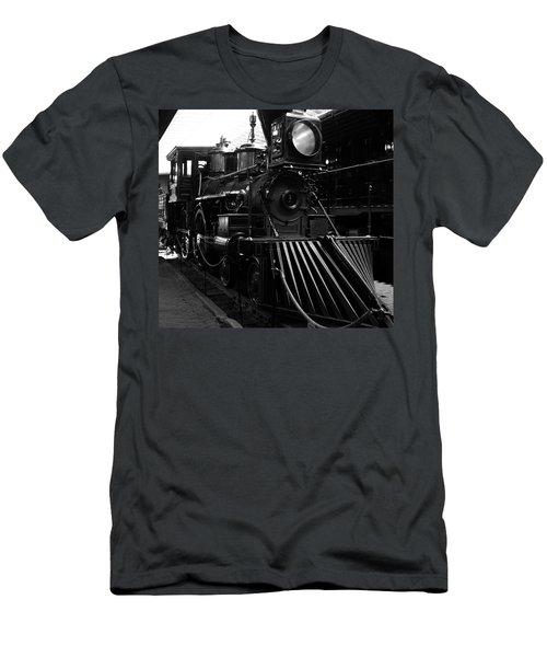 Choo-choo Men's T-Shirt (Athletic Fit)