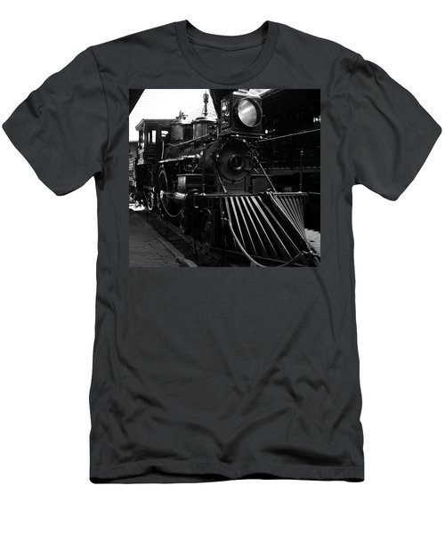 Choo-choo Men's T-Shirt (Athletic Fit)