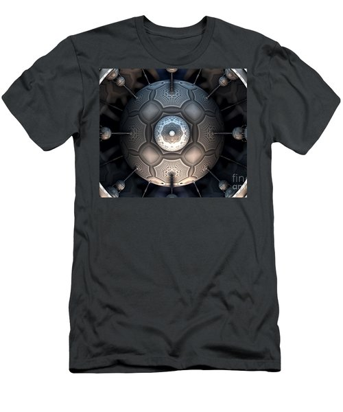 Steamball Interior Shot Plate 1a Men's T-Shirt (Athletic Fit)