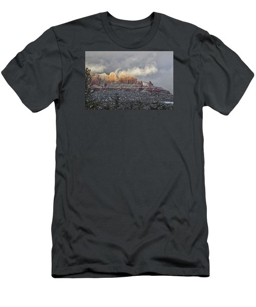 Men's T-Shirt (Slim Fit) featuring the photograph Steamboat by Tom Kelly