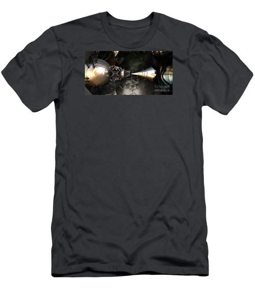 Steampunk Siren Men's T-Shirt (Athletic Fit)
