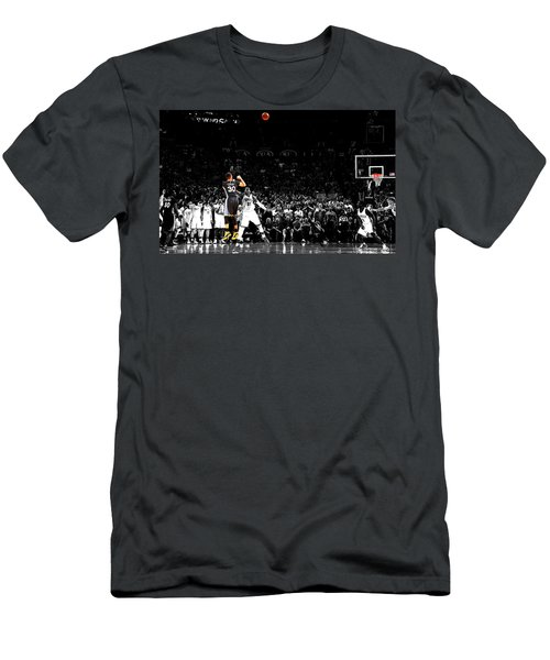 Steph Curry Its Good Men's T-Shirt (Slim Fit) by Brian Reaves