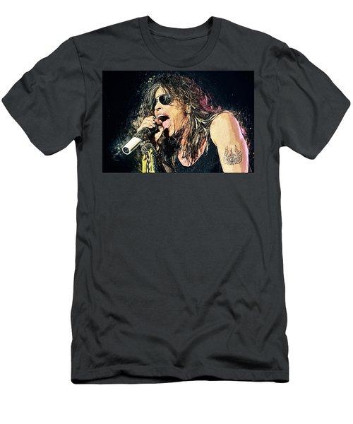 Steven Tyler  Men's T-Shirt (Athletic Fit)