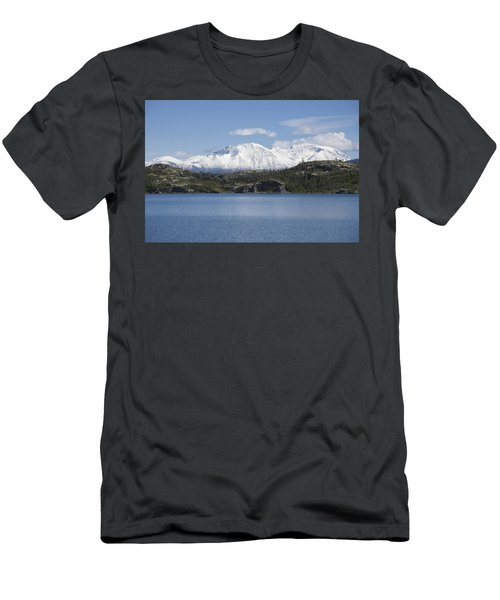 Stikine Mountains 7 Men's T-Shirt (Athletic Fit)