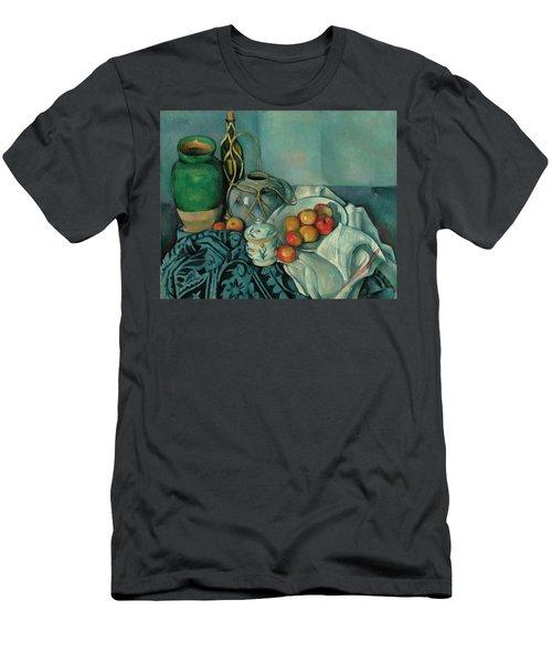 Still Life Apples Men's T-Shirt (Athletic Fit)
