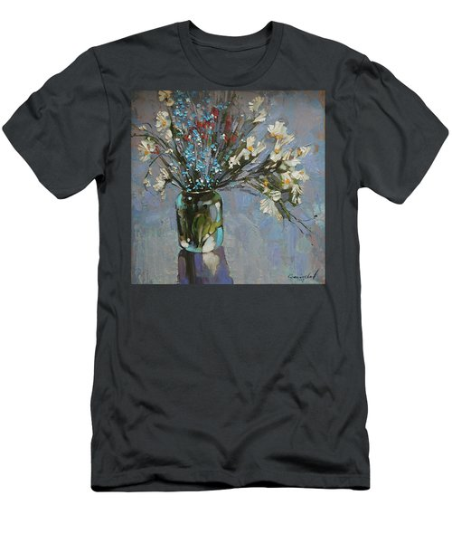 Still Life. Love Does Not Love.... Men's T-Shirt (Athletic Fit)