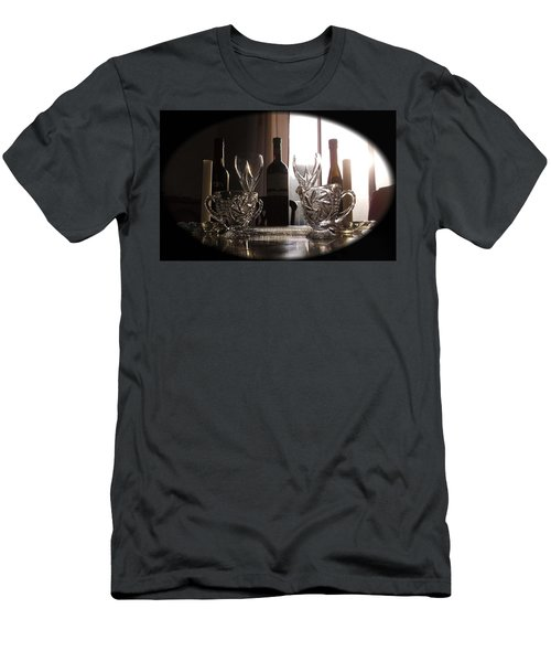 Still Life - The Crystal Elegance Experience Men's T-Shirt (Athletic Fit)