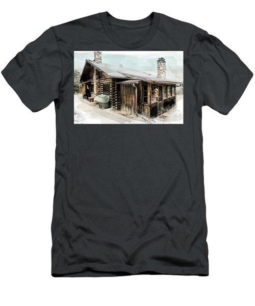 Still Livable Men's T-Shirt (Athletic Fit)