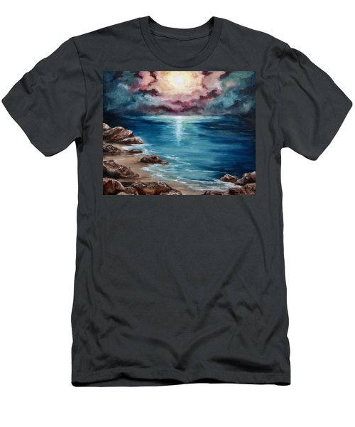 Still Waters Run Deep Men's T-Shirt (Athletic Fit)