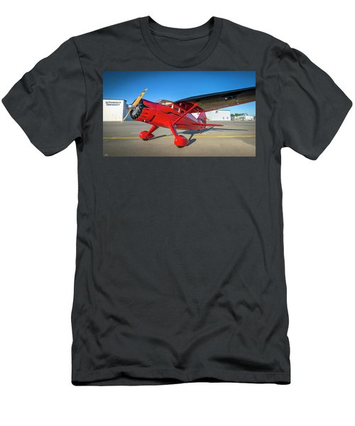 Stinson Reliant Rc Model 03 Men's T-Shirt (Athletic Fit)