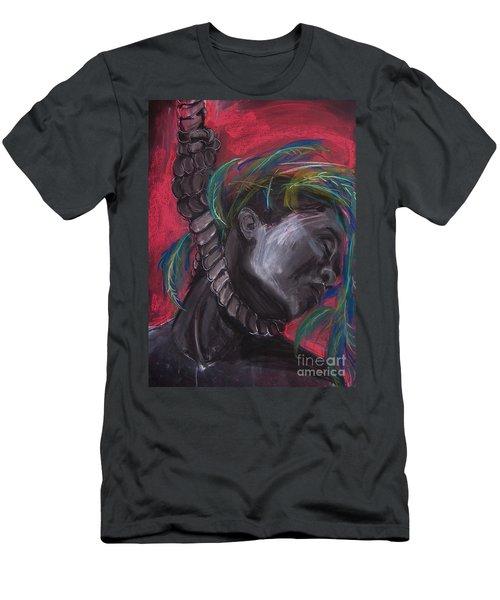 Stolen Resource Men's T-Shirt (Athletic Fit)