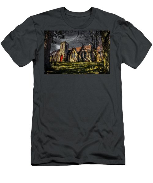 Stone Church Hamilton Men's T-Shirt (Athletic Fit)