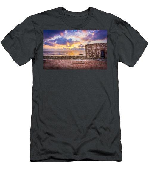 Stone Torre 1. Men's T-Shirt (Athletic Fit)