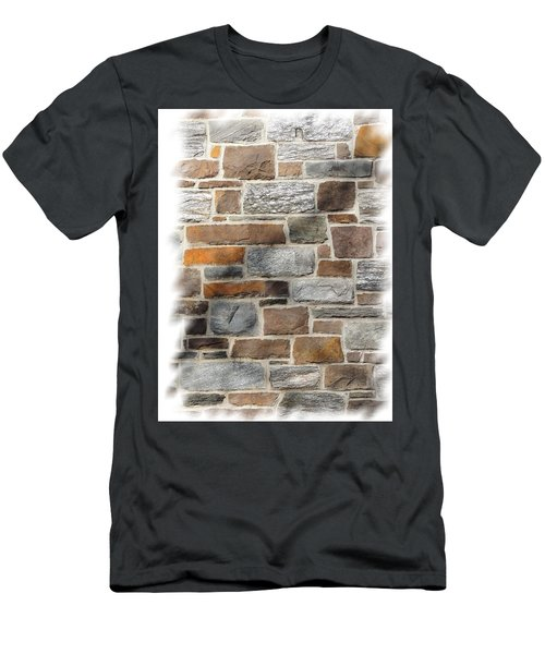 Stone Wall Men's T-Shirt (Athletic Fit)