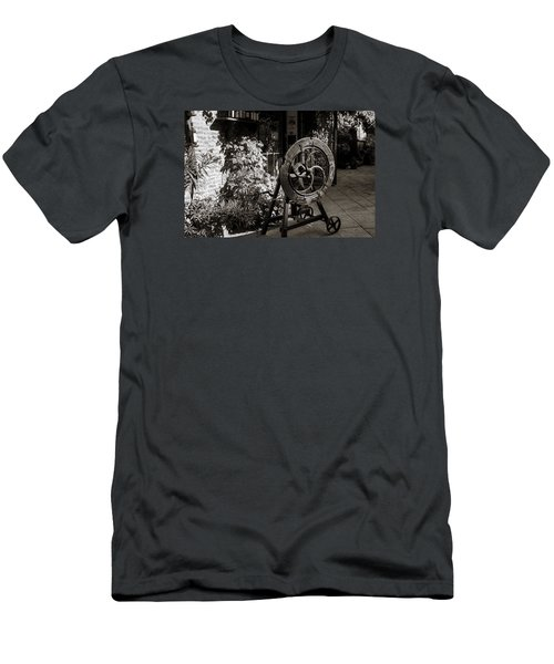 Store Front Men's T-Shirt (Athletic Fit)