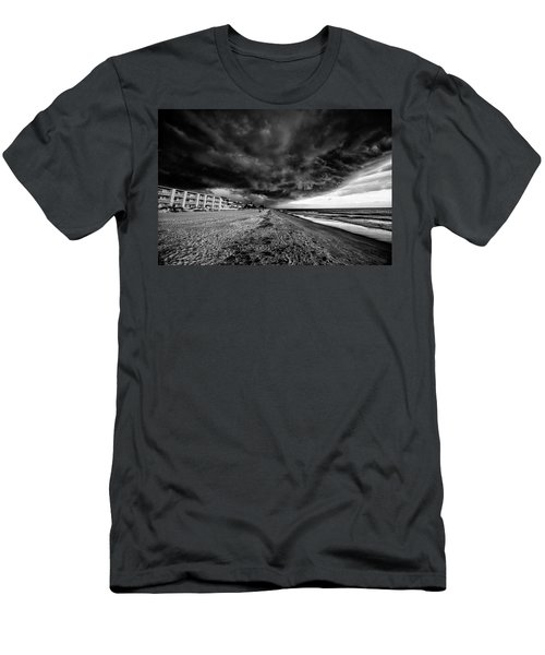 Storm Brewing Men's T-Shirt (Slim Fit) by Kevin Cable
