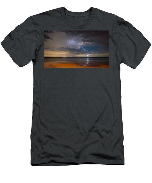 Storm Tension Men's T-Shirt (Athletic Fit)