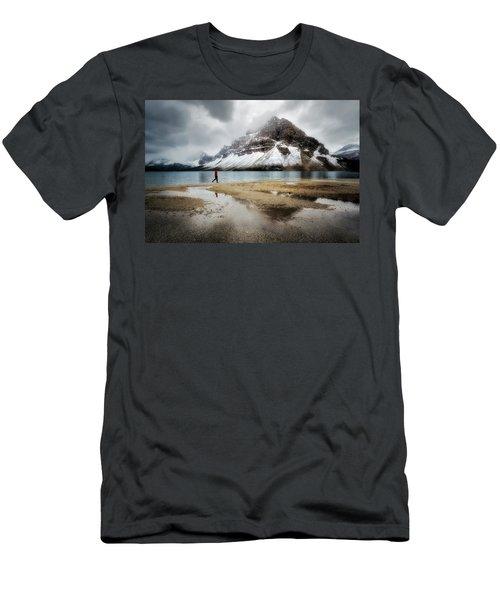 Storm Tracker Men's T-Shirt (Athletic Fit)