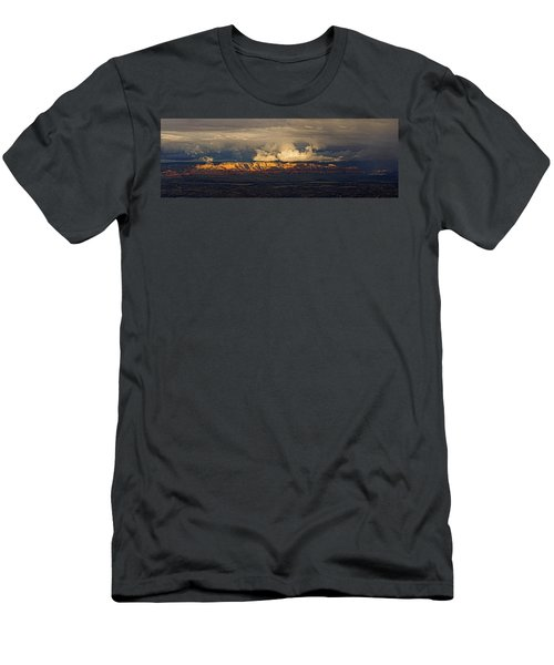 Stormy Skyscape Men's T-Shirt (Athletic Fit)