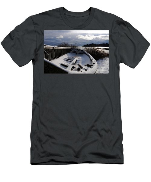 Stormy Weather Men's T-Shirt (Slim Fit) by Sandra Updyke