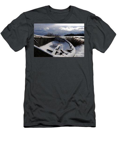 Stormy Weather Men's T-Shirt (Slim Fit) by Sandra Updyke