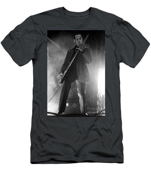 Stp-2000-robert-0914 Men's T-Shirt (Athletic Fit)