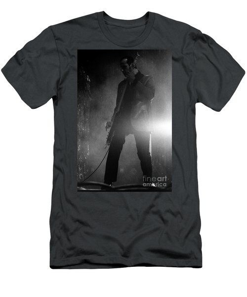 Stp-2000-robert-0915 Men's T-Shirt (Slim Fit) by Timothy Bischoff