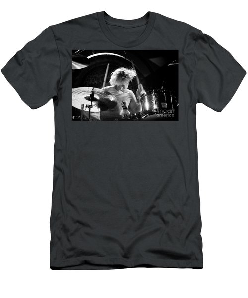 Stp-2000-eric-0923 Men's T-Shirt (Slim Fit) by Timothy Bischoff