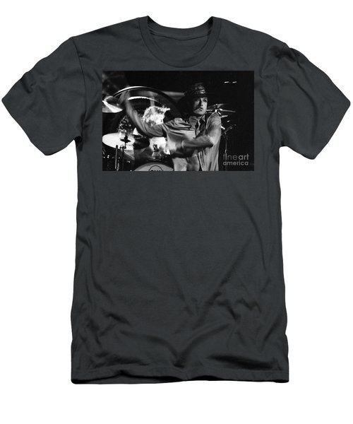 Stp-2000-scott-0911 Men's T-Shirt (Slim Fit) by Timothy Bischoff