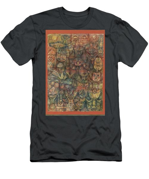 Strange Garden Men's T-Shirt (Athletic Fit)