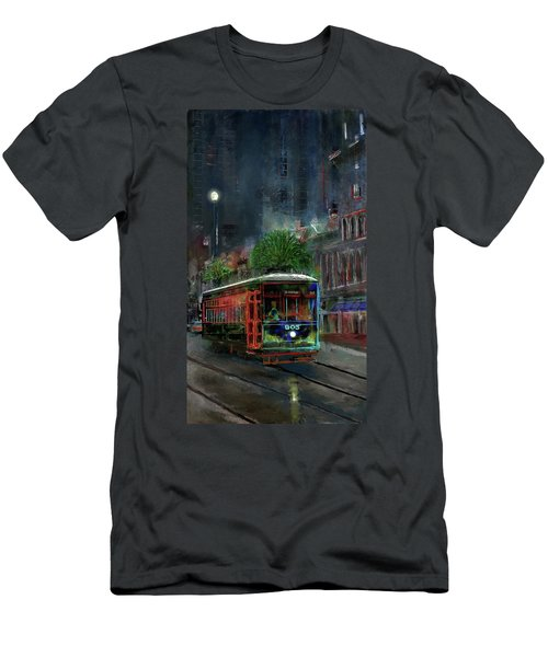 Street Car 905 Men's T-Shirt (Athletic Fit)