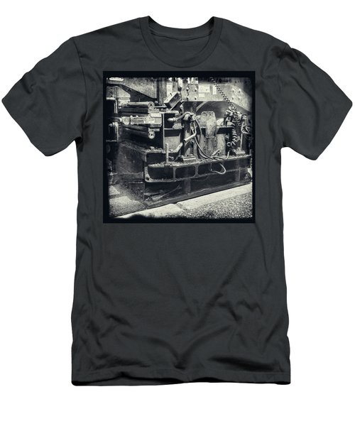 Street Paver Men's T-Shirt (Athletic Fit)