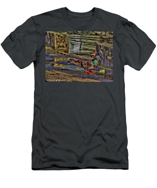 Street Walker Men's T-Shirt (Athletic Fit)