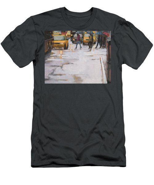 Street Wise Men's T-Shirt (Athletic Fit)