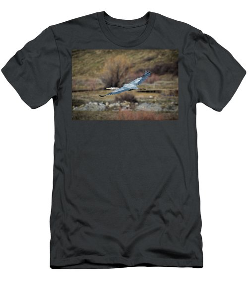 Stretched Wide Open Men's T-Shirt (Athletic Fit)