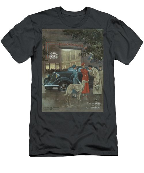 Studebaker #8704 Men's T-Shirt (Athletic Fit)