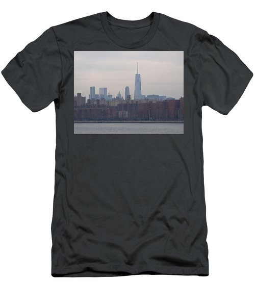 Stuy Town Men's T-Shirt (Athletic Fit)