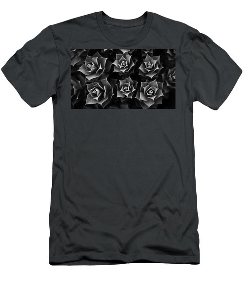 Succulent Men's T-Shirt (Athletic Fit)