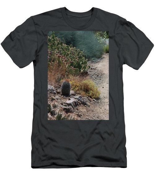 Succulent Series I Men's T-Shirt (Athletic Fit)