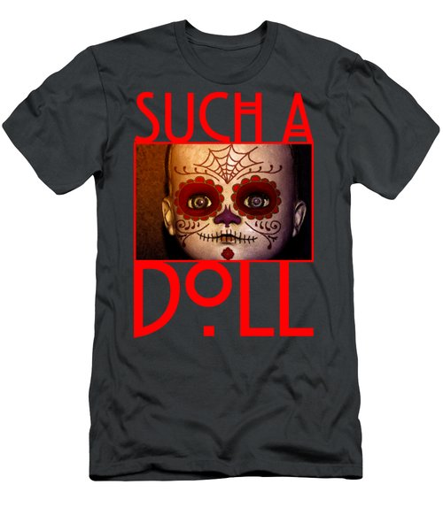 Such A Doll Men's T-Shirt (Athletic Fit)