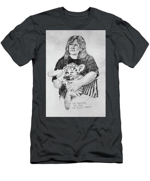 Sue Nassivera Men's T-Shirt (Athletic Fit)