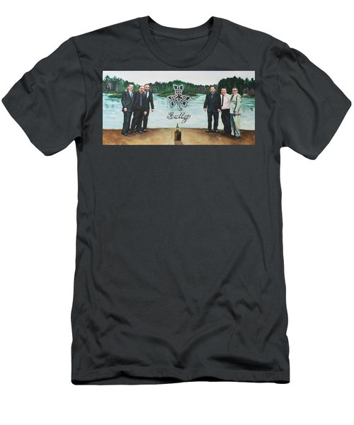 Sully Men's T-Shirt (Slim Fit) by Steve Hunter