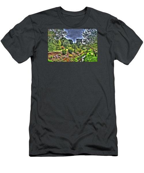 Summer Blarney Garden Men's T-Shirt (Athletic Fit)