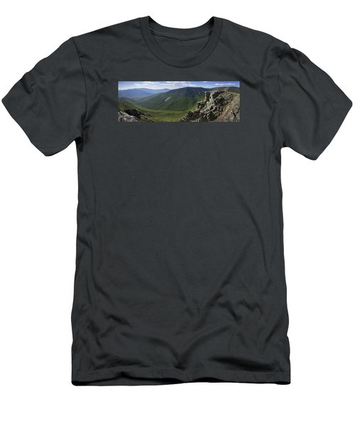 Summer Day On Bondcliff Men's T-Shirt (Athletic Fit)