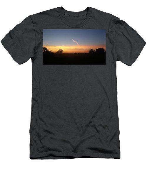 Summer Nights Men's T-Shirt (Athletic Fit)