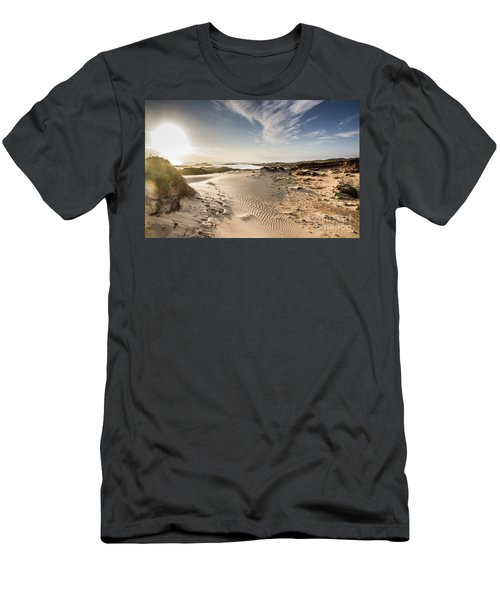 Summer Oasis Men's T-Shirt (Athletic Fit)